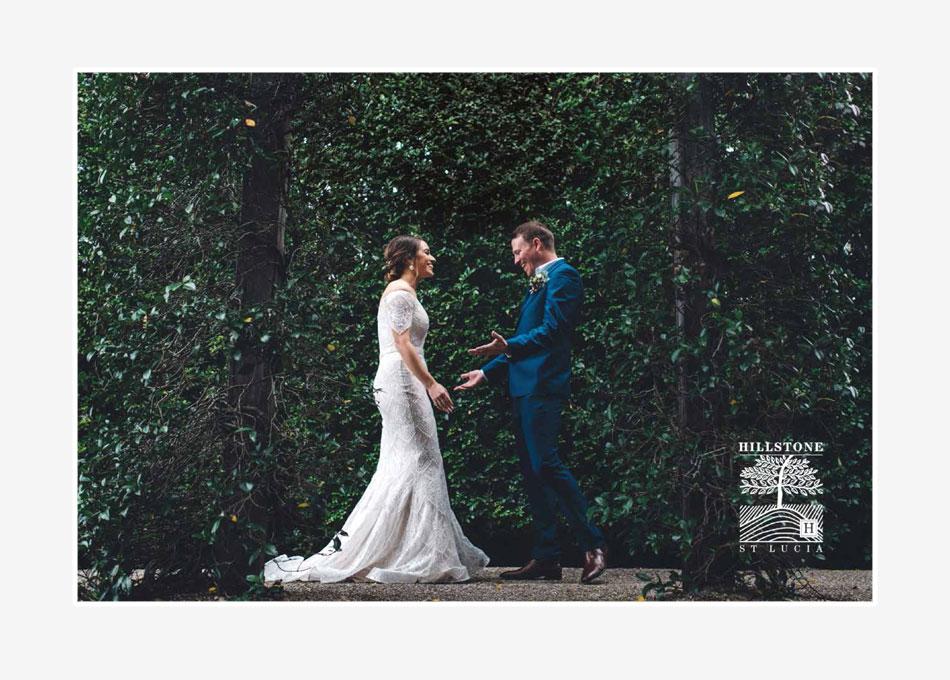 hillstone st lucia weddings brochure